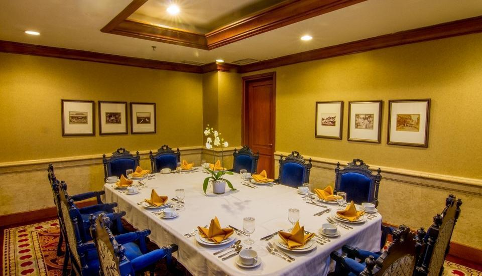 The Sunan Hotel Solo - Private Dinning Room