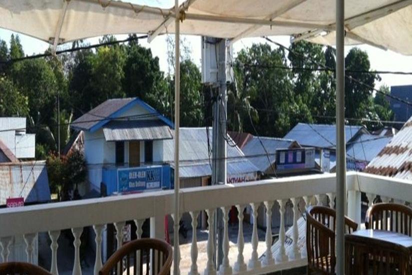 Hotel Sarila Belitung - Balkon