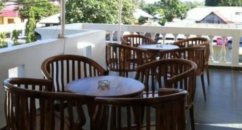 Hotel Sarila Belitung - lobby