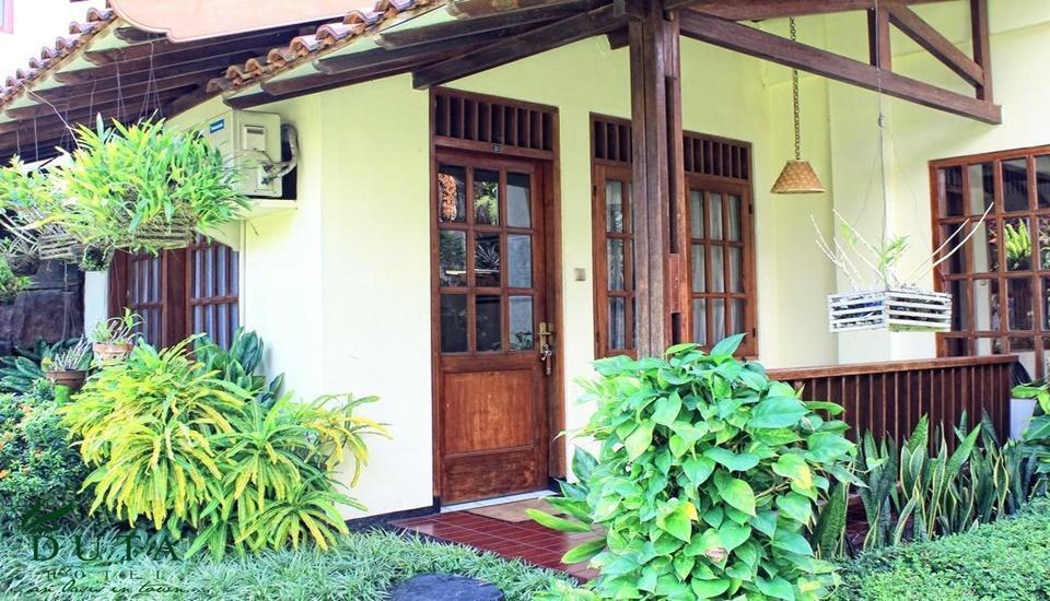 Duta Guest House Yogyakarta - Facade