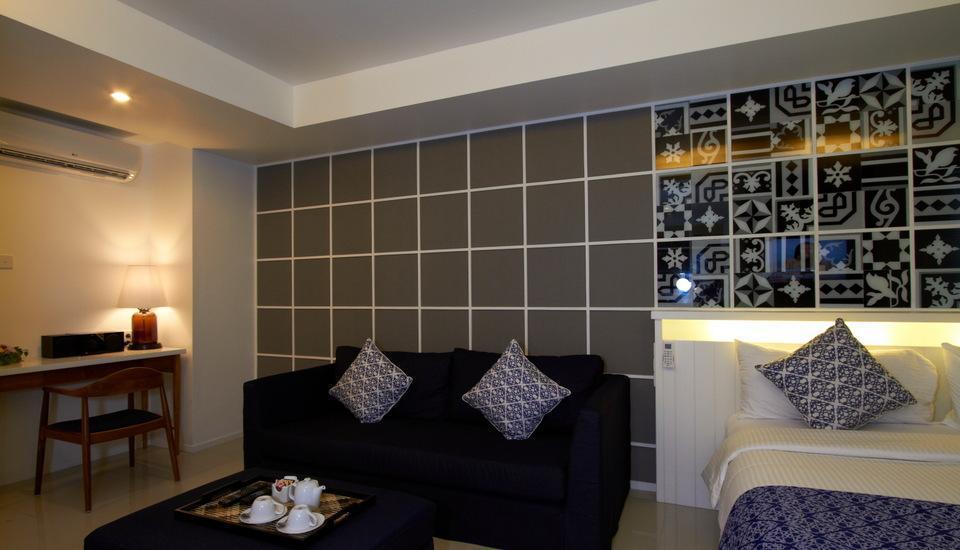 Astana Pengembak Sanur - Ruang tamu