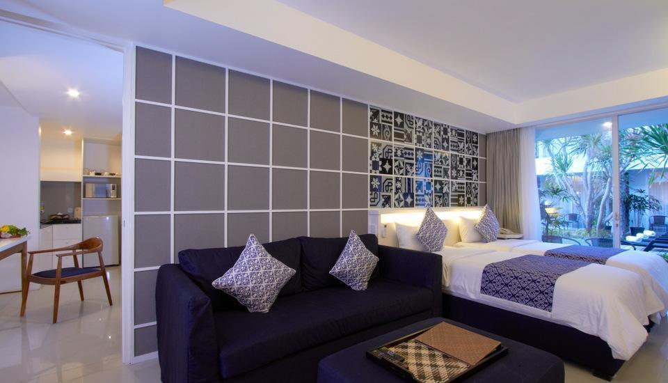 Astana Pengembak Sanur - Room New