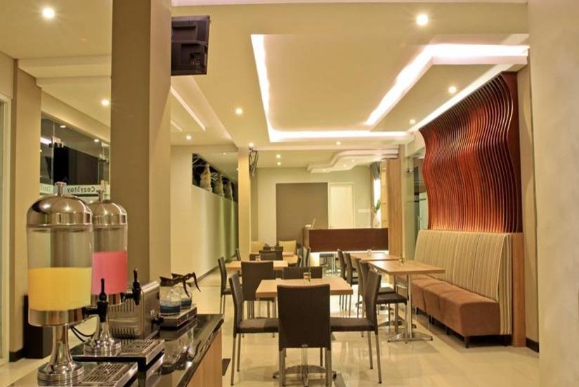Cozy Stay Hotel Simpang Enam - Restoran
