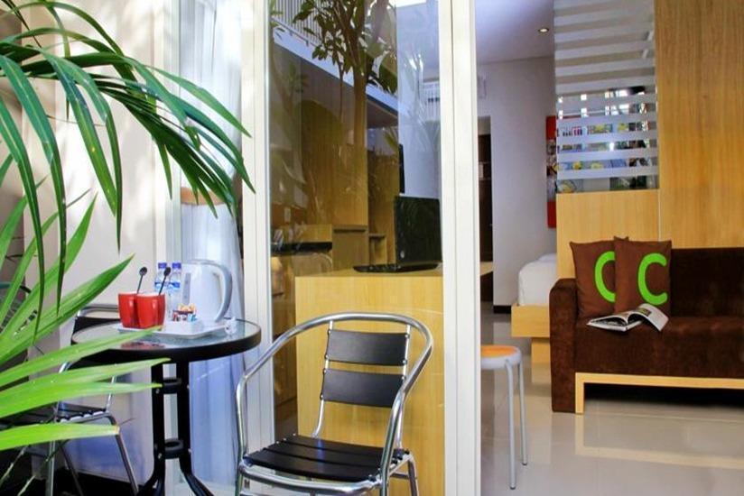 Cozy Stay Hotel Simpang Enam - Eksterior
