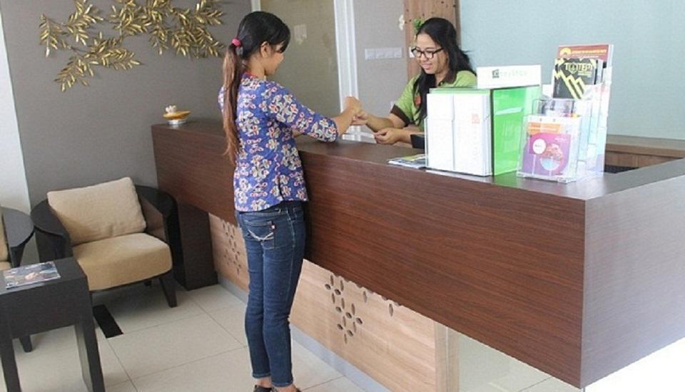 Cozy Stay Hotel Simpang Enam - Area lobi