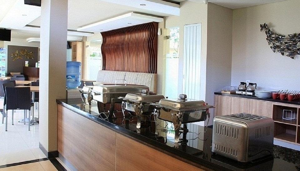 Cozy Stay Hotel Simpang Enam - Loby
