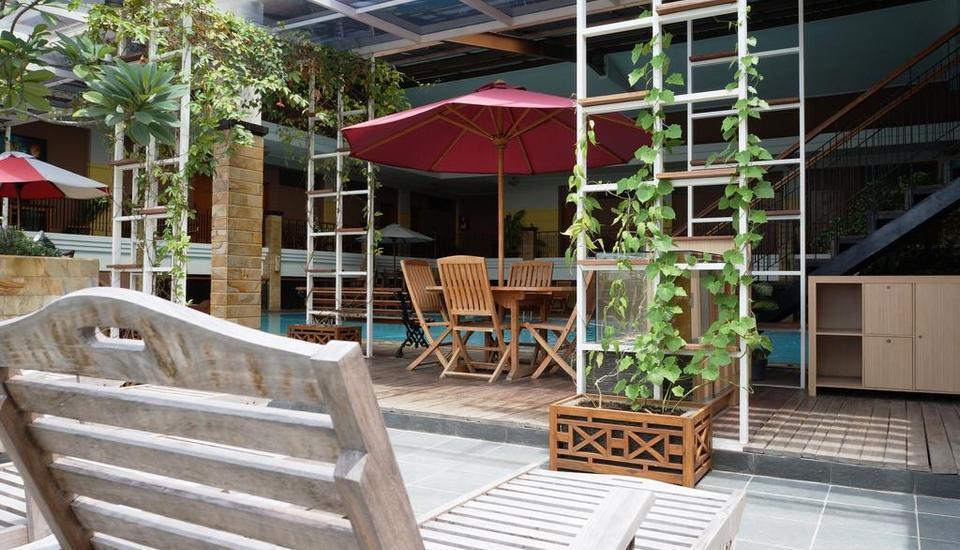Hotel Asri Cirebon Cirebon - Interior