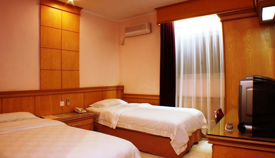 Hotel Hangtuah Padang - Kamar standar
