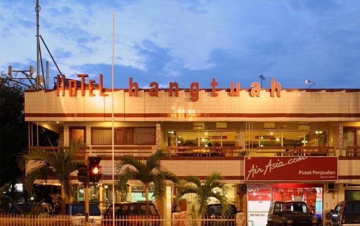 Hotel Hangtuah Padang - Eksterior Hotel
