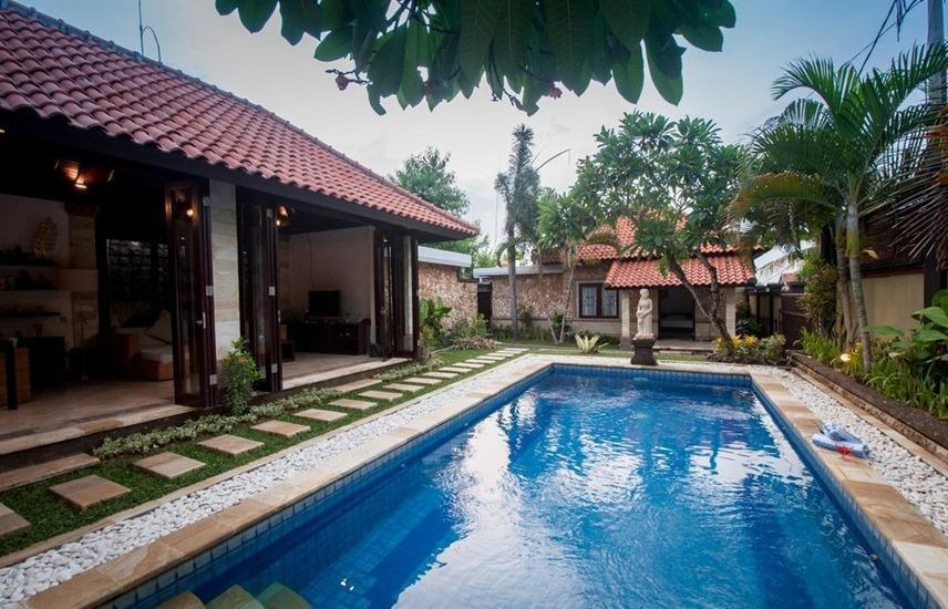 Villa Green Kori Bali - Kolam Renang