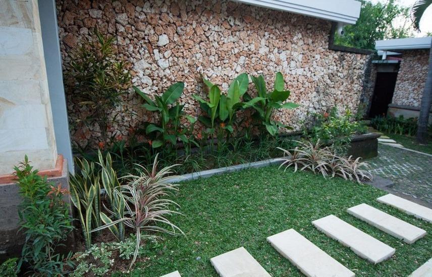Villa Green Kori Bali - Taman