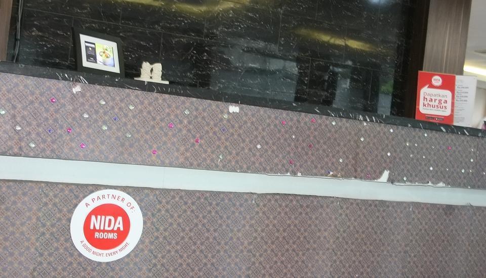 NIDA Rooms Jakarta Pasar Senen - Recption