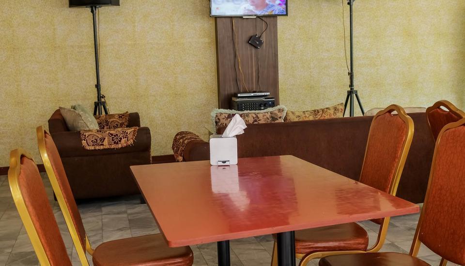 NIDA Rooms Jakarta Pasar Senen - Restoran