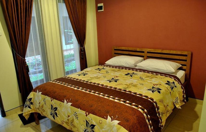 Aloha Hotel Yogyakarta - Kamar