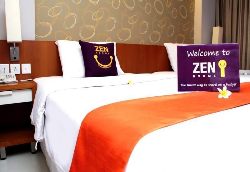 ZenRooms Kuta Sunset Road - Double Room Only Regular Plan