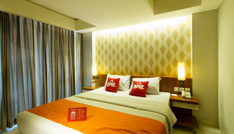 ZenRooms Kuta Sunset Road - Single Room Regular Plan