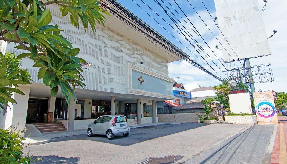 ZenRooms Kuta Sunset Road - eksterior