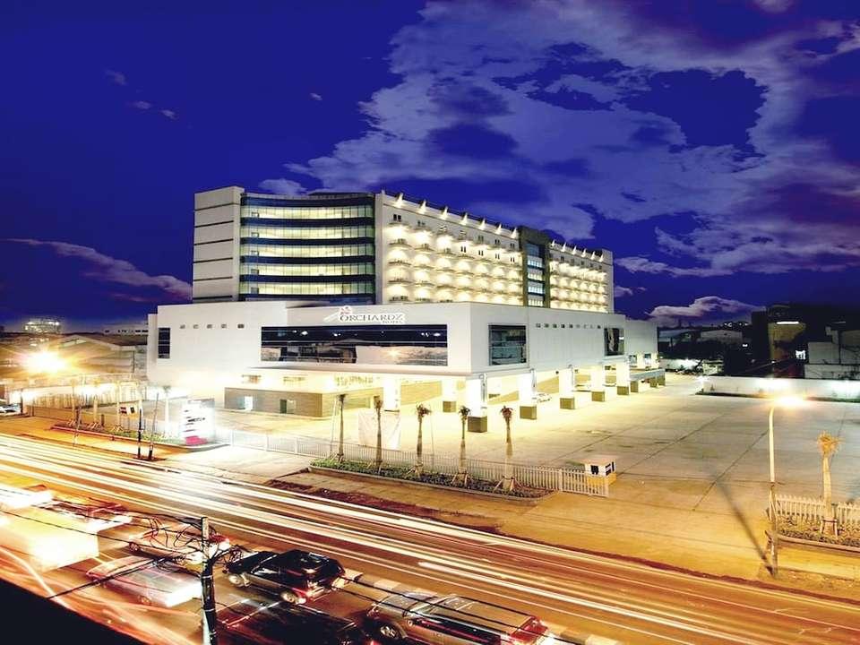 Hotel Orchardz Industri