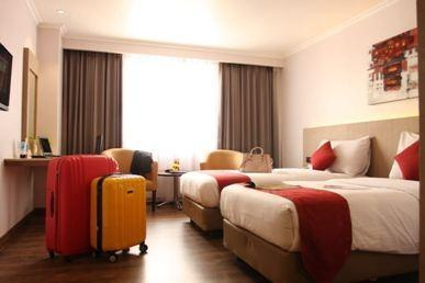 Hotel Orchardz Industri Jakarta - Superior Twin Room Regular Plan