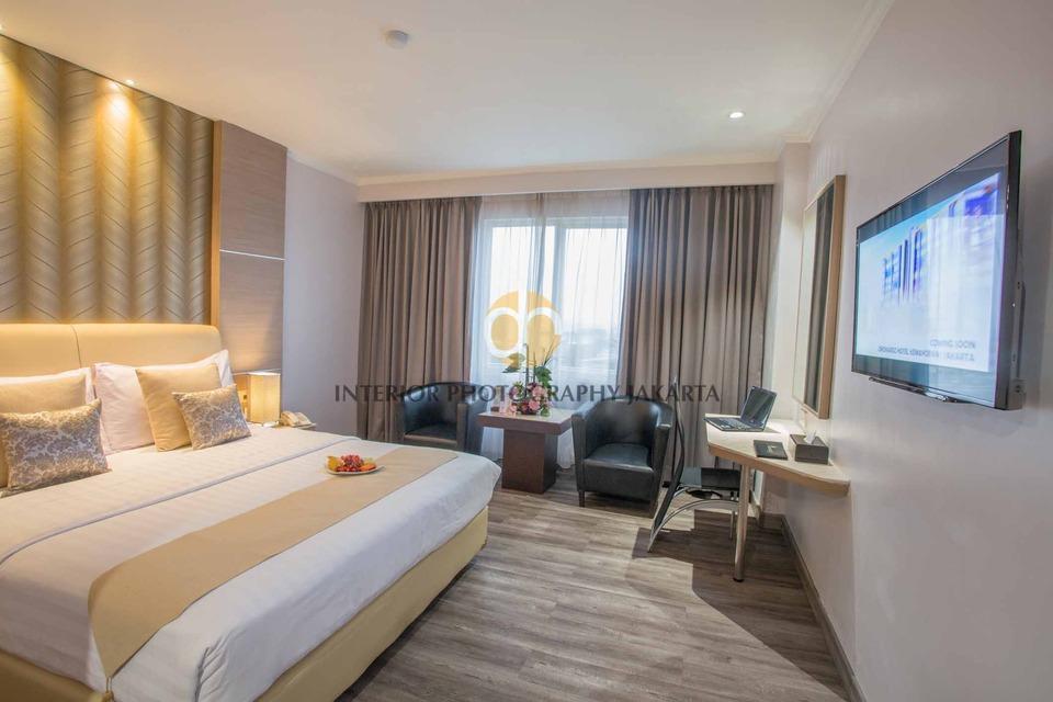 Hotel Orchardz Industri Jakarta - Exc. Deluxe King
