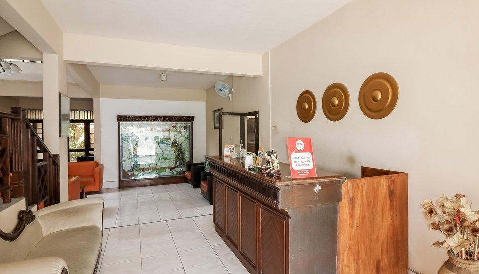 NIDA Rooms Yogyakarta Timoho - Resepsionis