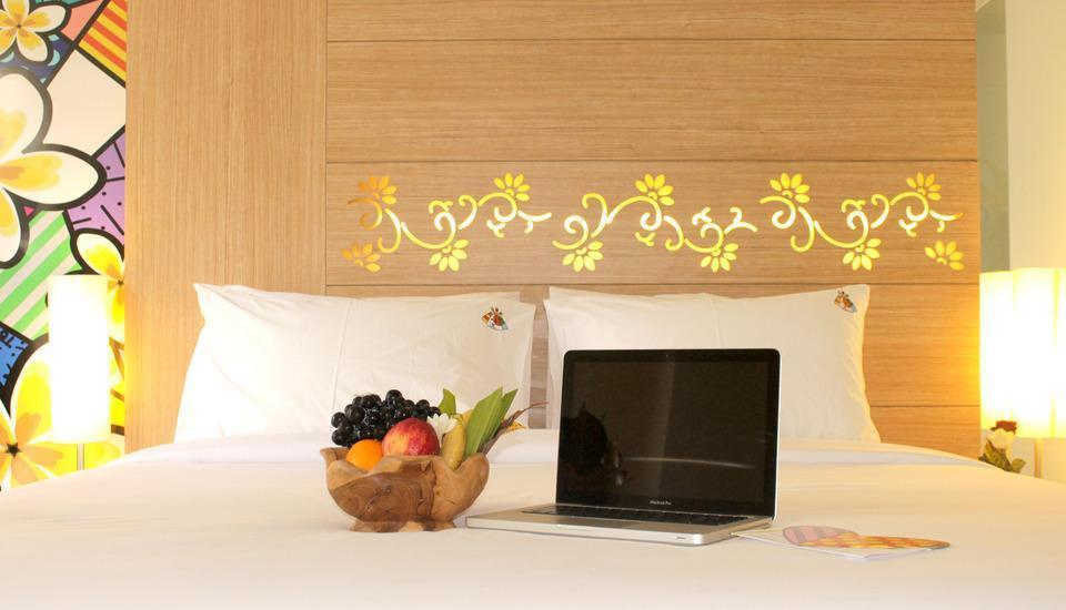 MaxOne Hotel  Seminyak - room2