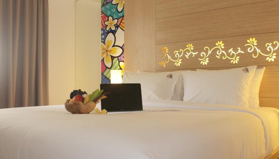MaxOne Hotel  Seminyak - double