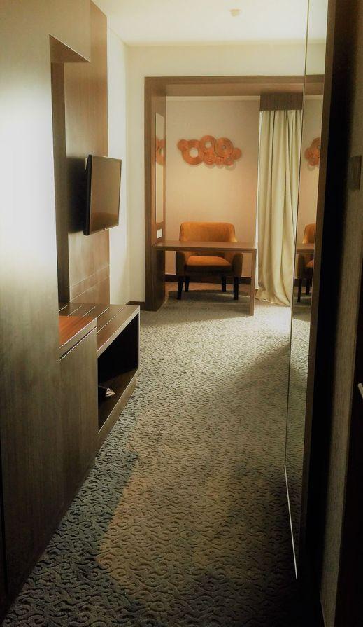 Labersa Toba Hotel & Convention Centre Danau Toba - Bedroom