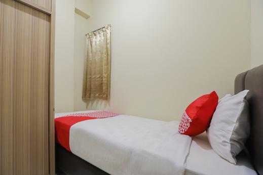 OYO 909 Lauv Room Grand Centerpoint Bekasi - Bedroom