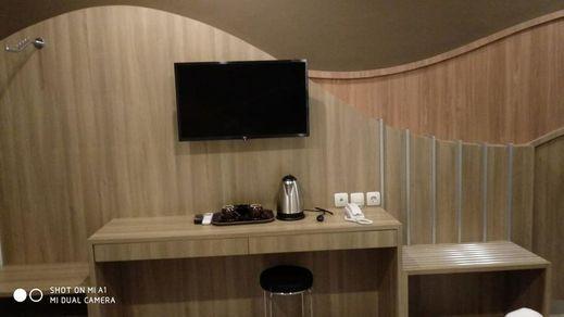 Panfila Hotel Lombok - Interior