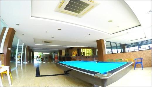 Jowoklutuk 1 Yogyakarta - interior