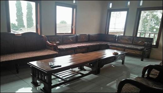Homestay Lydia Sunrise Pasuruan - interior