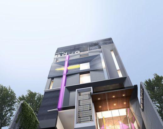 Odua Thamrin Jakarta - Exterior