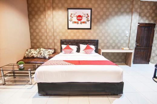 OYO 519 Coin Mulia Hotel Serdang Bedagai - Bedroom