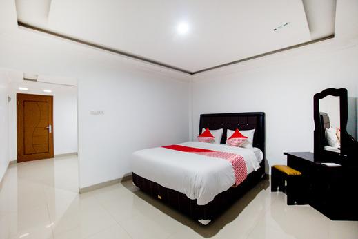 OYO 3087 Putri Sriwijaya Resort Medan - Bedroom