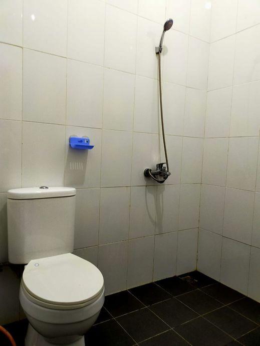 Tjiliwung Hotel Puncak Bogor - Bathroom