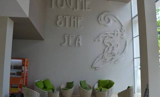 Emerald Hotel Pangandaran - Interior