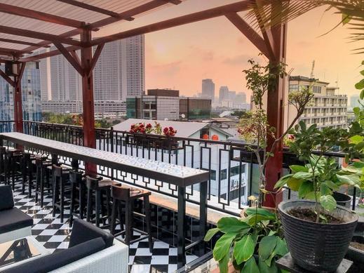 John's Pardede International Hotel Jakarta - 3
