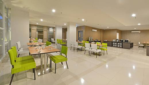 Whiz Prime Hasanuddin Makassar - Restaurant