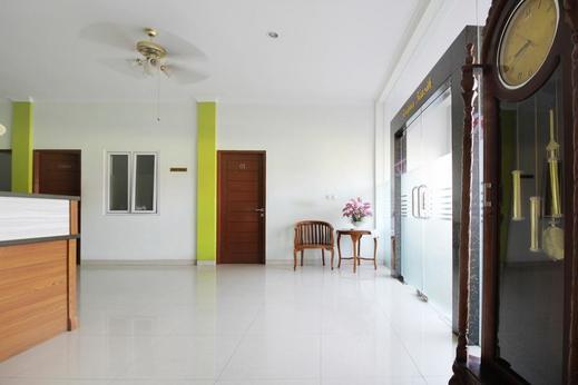 Airy Tanjung Gading Gatot Subroto 63 Bandar Lampung - Lobby