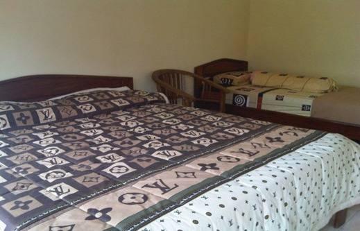 Sion View Hotel Probolinggo - Kamar tamu
