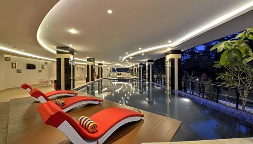 Grand Savero Hotel Bogor Bogor - Swimming Pool