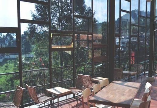 VillaTel Salse Hotel Bandung - Restoran