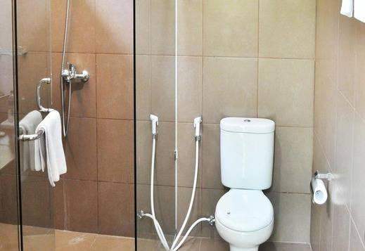 VillaTel Salse Hotel Bandung - Kamar mandi