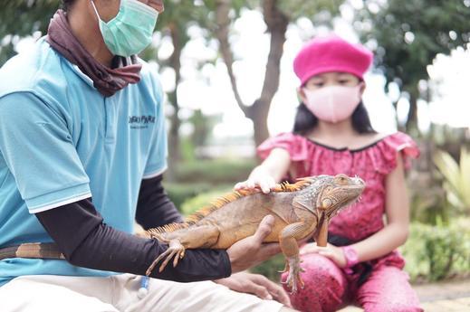 Horison Sangkan Aqua Park - Kuningan Kuningan - Mini Zoo