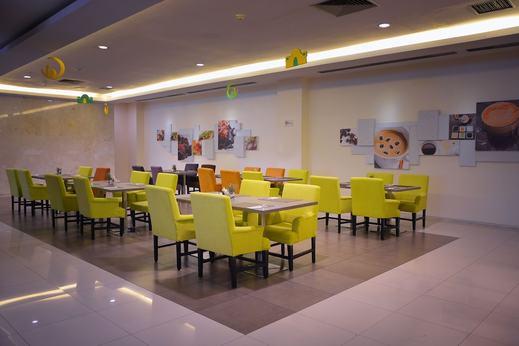 Hotel Grand Inna Muara Padang - Restaurant