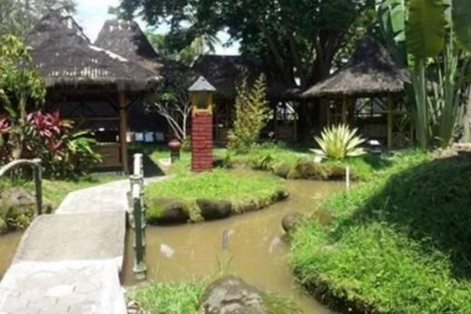 Kampoeng Ulu Resort Magelang - Taman