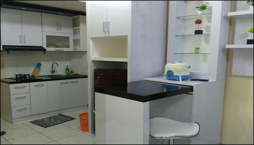 Milan Property Apartement Bekasi - interior
