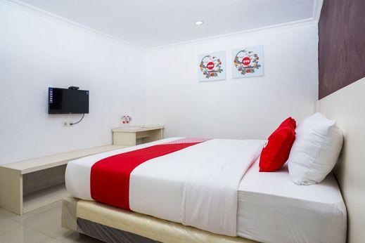 OYO 1411 Djakarta Hotel Syariah Samarinda - Bedroom ST D