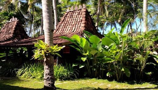 The Ermaja's Pavilion Boutique Hotel & Villas Pangandaran - Taman